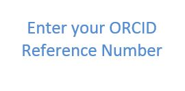 Enter your ORCID reference number into Activity Insight